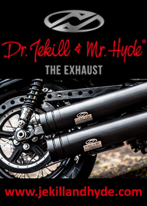 dr jekill and mr hyde exhaust systems