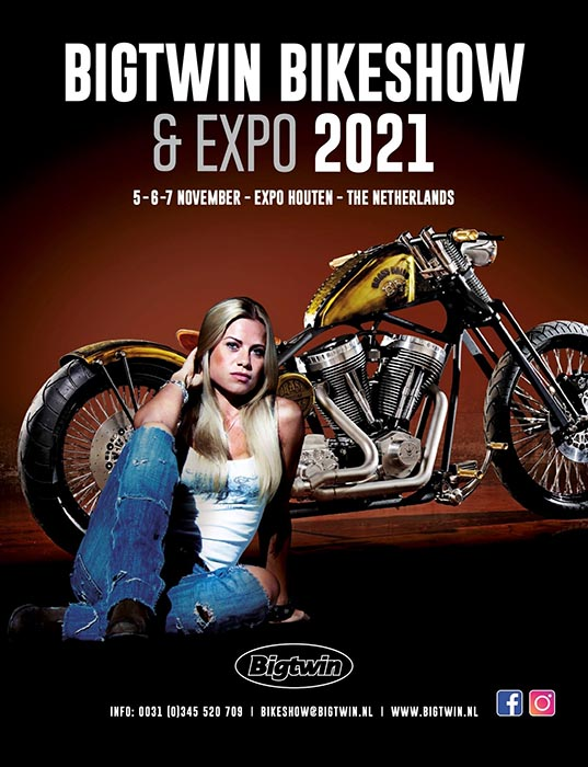 BigTwin bike show and expo reclame